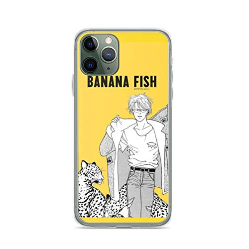 Phone Case Banana Fish - Ash Lynx Compatible with iPhone 6 6s 7 8 X XS XR 11 Pro Max SE 2020 Samsung Galaxy Charm Accessories Waterproof