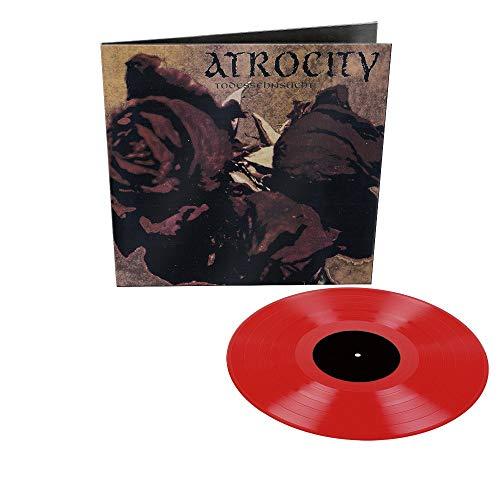 Todessehnsucht (Re-Release) Ltd.Red Vinyl [Vinyl LP]