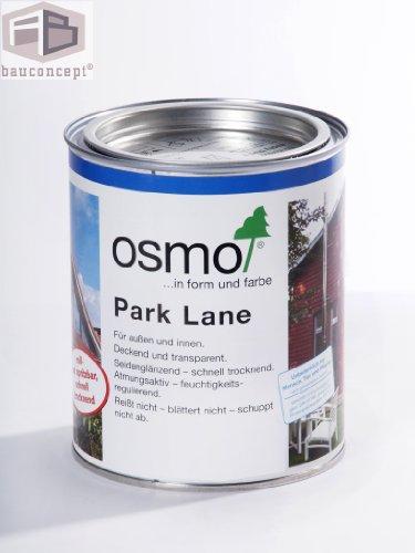 Osmo Garten- & Fassadenfarbe Englisch Grün (RAL 6009) 0,75 l - 13100092