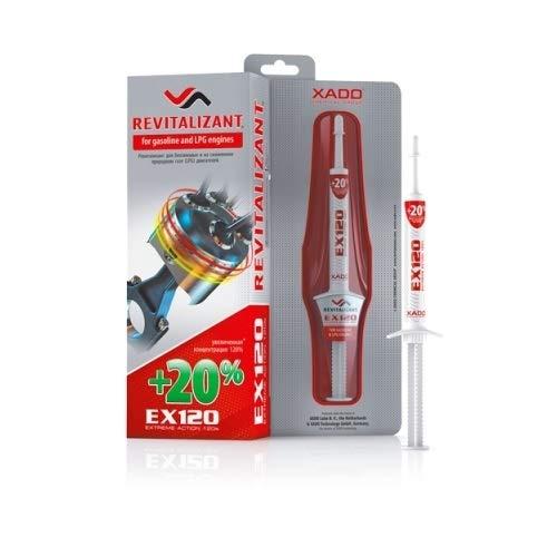XADO Aditivos para aceites de protección contra el desgaste del motor EX120...