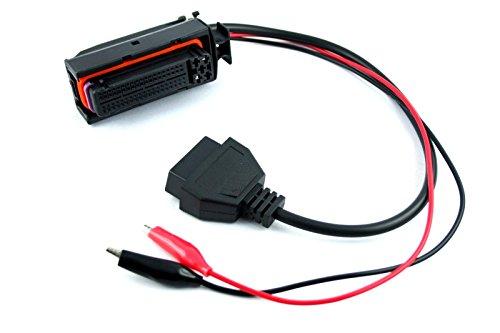 MyCor-Media EDC15 Direktstecker Steuergeräte Digiflasher Pro KWP2000+ Byteshooter Optican