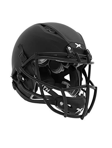 Xenith Shadow XR Youth Matte Black Football Helmet...