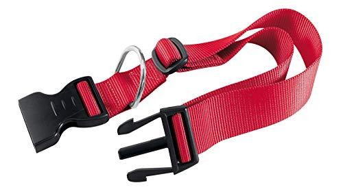 Collare Ferplast in nylon Club per cani rosso 75260922