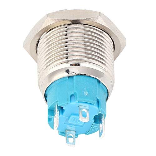Interruptor 12~24VDC para tornos CNC para Equipos industriales(Red)