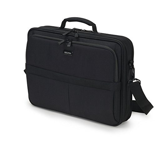 Dicota D31439 Multi Plus Scale Laptoptasche Schwarz