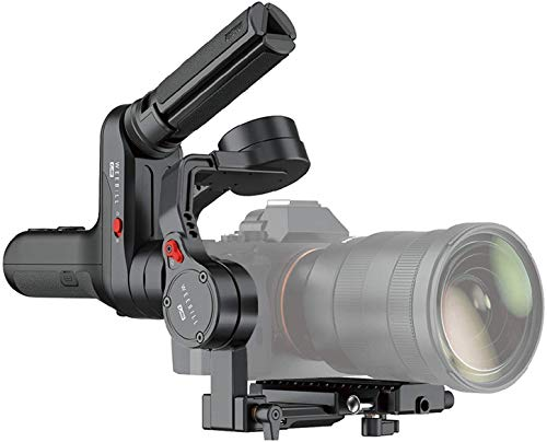 Zhiyun Weebill S 3-Axis Gimbal Stabilizer for Mirrorless and DSLR Cameras