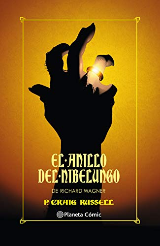 El anillo del Nibelungo (novela gráfica)