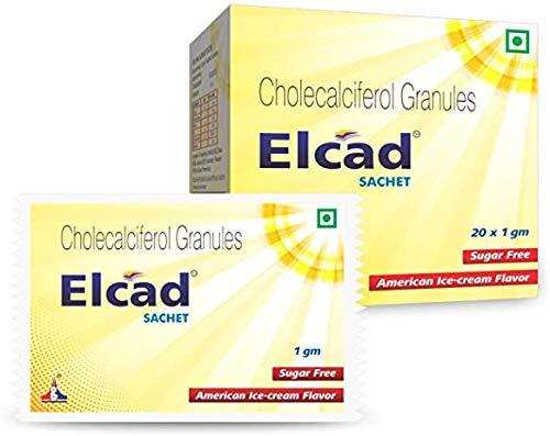 ELCAD Vitamin D3 Sachet
