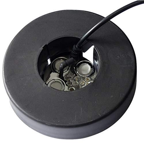 Ubbink Nébuliseur d'Extérieur avec LED MystMaker III 95 W Décoration d'Etang
