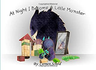 At Night I Become A Little Monster (Violeta and Dexter)