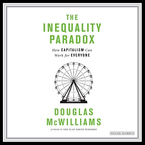 The Inequality Paradox audiobook cover art