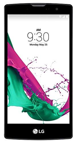 LG G4c Smartphone (12,7 cm (5 Zoll) Bildschirm, 8 Megapixel Kamera, 1,2-GHz-Quad-Core-Prozessor, Android 5.0) metallic silber
