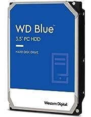 Western Digital ウエスタンデジタル 内蔵 HDD 6TB WD Blue PC 3.5インチ WD60EZAZ-EC 【国内正規代理店品】