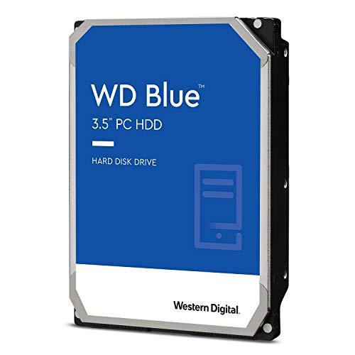 Western Digital HDD 6TB WD Blue PC 3.5インチ 内蔵HDD WD60EZAZ-EC 【国内正規代理店品】