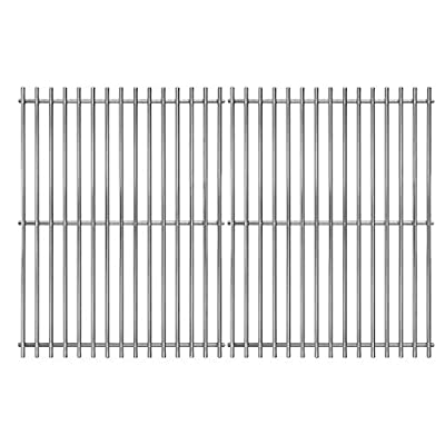 Uniflasy Grill Cooking Grid Grates Replacement Parts for Charbroil 466446015, 466446115, 463241113, 463411512, 463449914, Broil King Baron 320, Kenmore 122.16134110, Master Forge 1010037 Gas Grills
