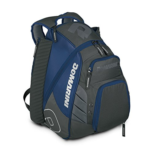 DeMarini Voodoo Rebirth Baseball Backpack-Navy
