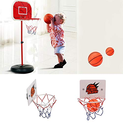 Kongqiabona-UK Portable fun mini basketball hoop toy set indoor home basketball fan sports game toy set kids children adults