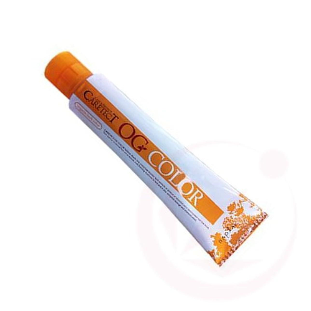 不定退化する標準ナプラ ケアテクトOG カラー ファッションシェード バイオレット 80g(1剤) OF-10Vi