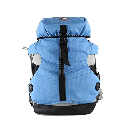 ZQEU EIS- und Inline-Skate-Rucksack aus Segeltuch - Große Skating-Taschen zum Tragen von Schlittschuhen, Rollschuhen, Inlineskates Sportausrüstung für Erwachsene und Kinder B