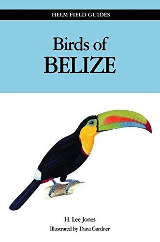 Birds of Belize (Helm Field Guides)