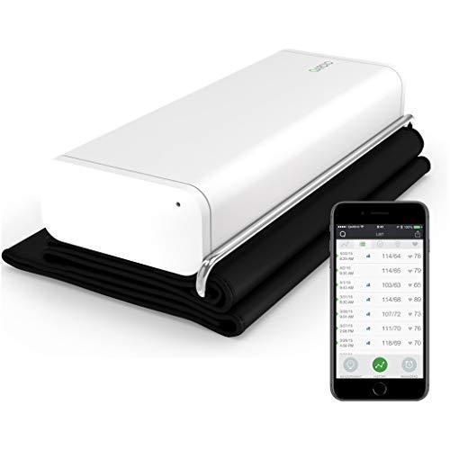QARDIO ARM arctic white intelligente bloeddrukmeter (384484)