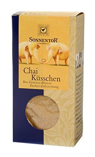 Sonnentor Bio Chai Küsschen Gewürz-Blüten-Zubereitung bio (1 x 70 gr)