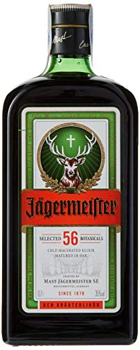 Jägermeister Licor 35% Vol, 70cl