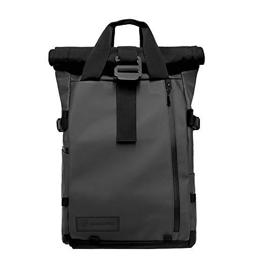 Original PRVKE Travel DSLR & Laptop Backpack Photo Bundle (31L, Black)