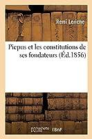 Picpus Et Les Constitutions de Ses Fondateurs (Religion)