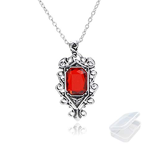 YouU Collar Isabelle Lightwood Shadowhunters City of Bones The Mortal Instruments- con Caja