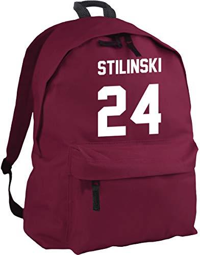 HippoWarehouse STILINSKI 24 backpack ruck sack Dimensions: 31 x 42 x 21 cm Capacity: 18 litres