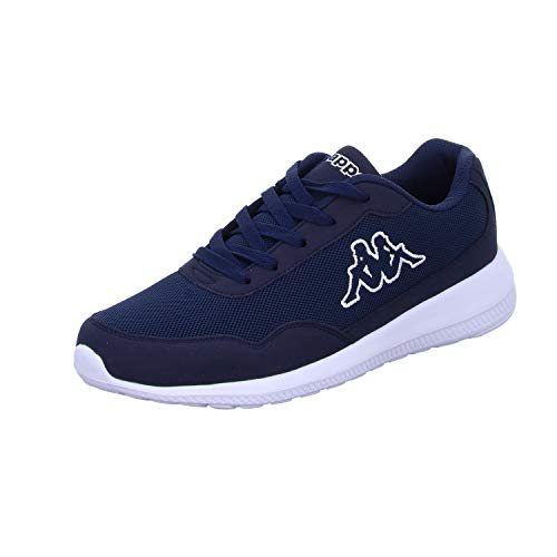 Kappa Follow, Sneaker Unisex – Adulto, Blu (6710 Navy/White), 43 EU