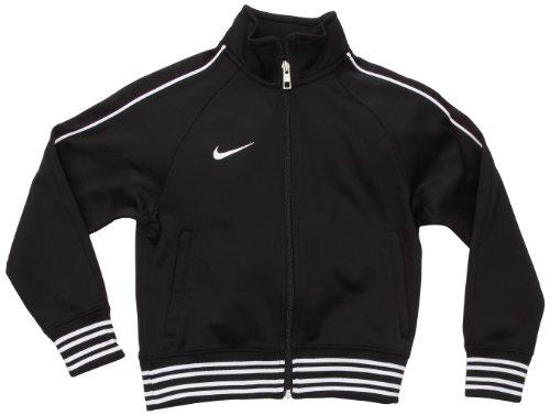 Nike Jungen Jacke Team Sport Core Training, Schwarz, L