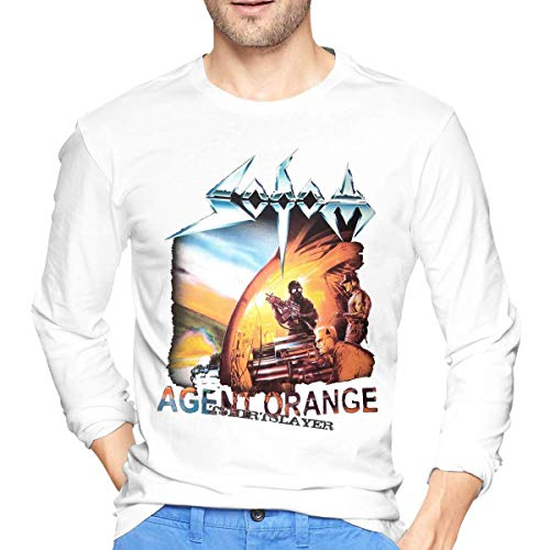 Sodom Agent Orange Herren Langarm T-Shirts