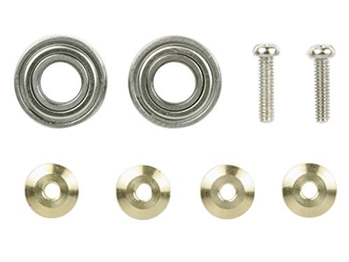 11mm Ball Bearings (2pcs) Mini 4WD Grade Up Parts Series (japan import)