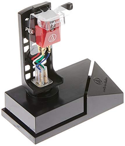 Audio-Technica VM540ML/H DJ Cartridge Negro, Rojo Cartucho