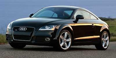 Representative 2011 TT Quattro shown. Audi