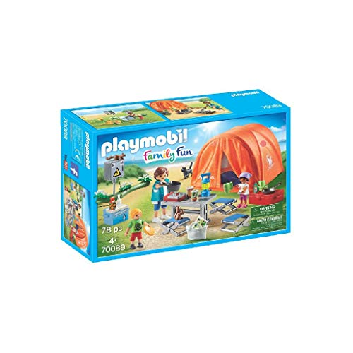 Buy Playmobil Family Camping Trip Playset Toys R Us
