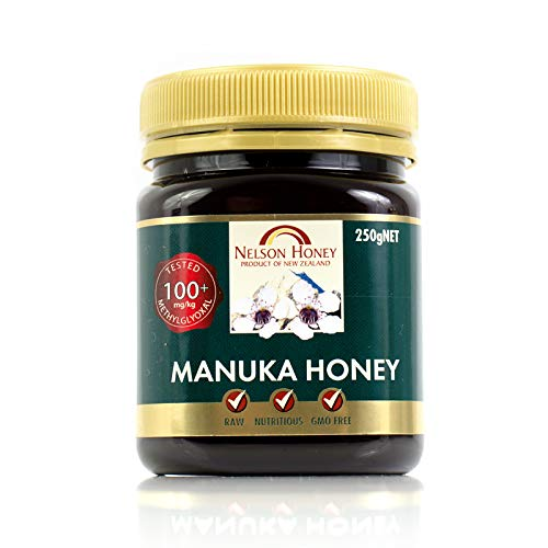 Nelsons Honey Active Silver Manuka Honey 250g