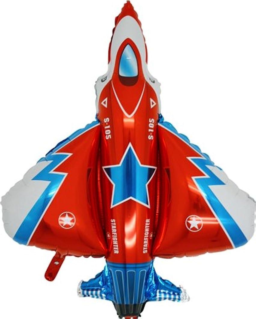 Grabo 36 Inch Starfighter Rocket/jet Shaped Foil Balloon (cs85)