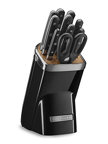 KitchenAid KKFMA11OB Professional  Knife Set ( Editor's Choice )