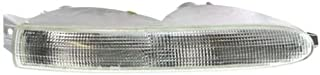 Make Auto Parts Manufacturing - PASSENGER SIDE FRONT PARKING/TURN SIGNAL LIGHT LENS AND HOUSING; IN - CH2521130