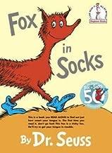 Dr. Seuss: Fox in Socks (Hardcover); 1965 Edition