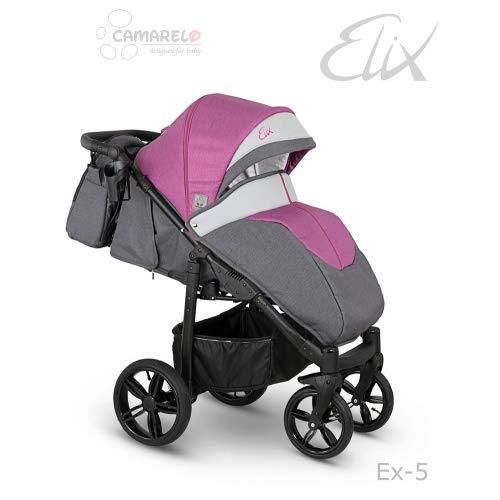 Camarelo Elix - Buggy Sportwagen Farbe Ex-5 pink