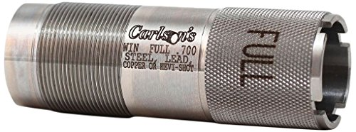 Carlson's Choke Tubes Sporting Clays Choke Tubes for Winchester/Browning Invector/Mossberg 500/Weatherby & Savage 12Ga