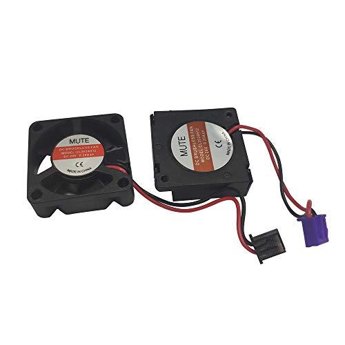 JGAURORA Magic 3D Printer Square Fan and Turban Fan 1pc Each