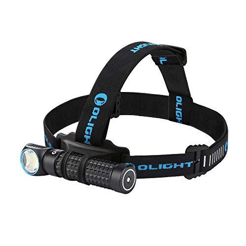 OLIGHT(オーライト) Perun コーナーライト ヘッドライト 懐中電灯 2000ルーメン フラッシュライト 充電式 ハンディライト 強力 アウトドア 釣り 登山 キャンプ 防水 5年保証