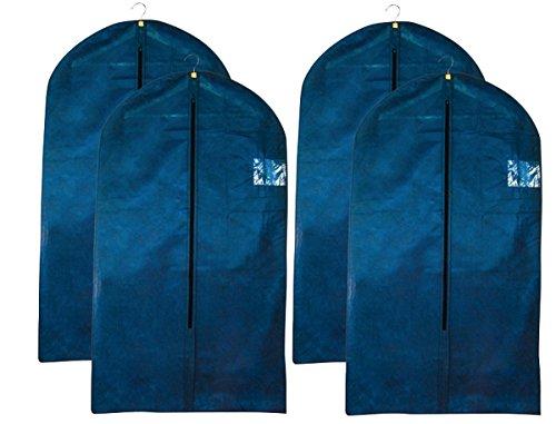ReiTrade , Porta abiti  Blu/Nero 105 x 60 cm