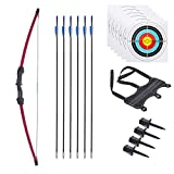 DDM Recurve Bow and Arrows for Kids