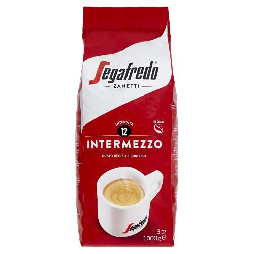 Segafredo Zanetti Caffè in Grani, Linea Le Classiche Intermezzo, 1kg